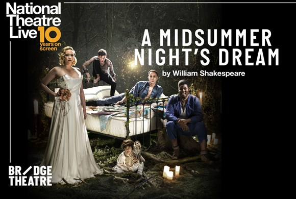 A Midsummer Night's Dream (Live Recording)