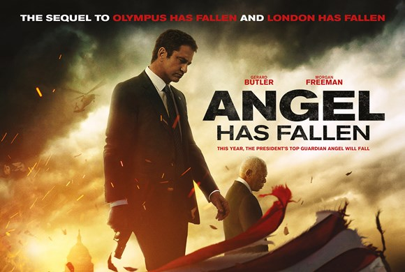 FILM: Angel Has Fallen