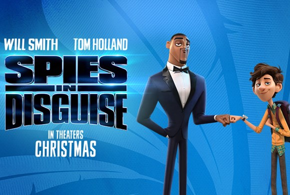 FILM: Spies In Disguise