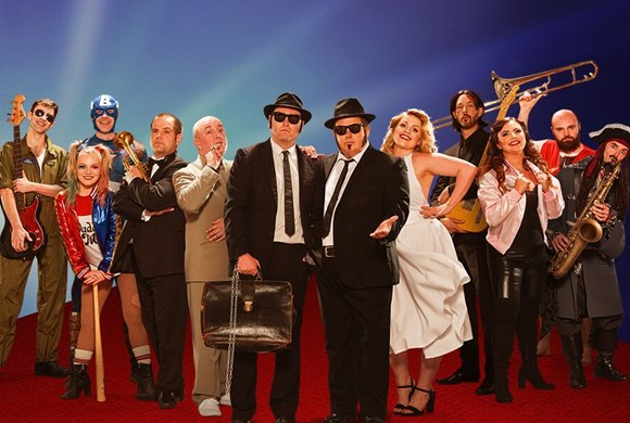 Chicago Blues Brothers: A Night at the Movies